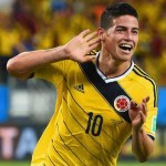 James Rodriguez World Cup goal