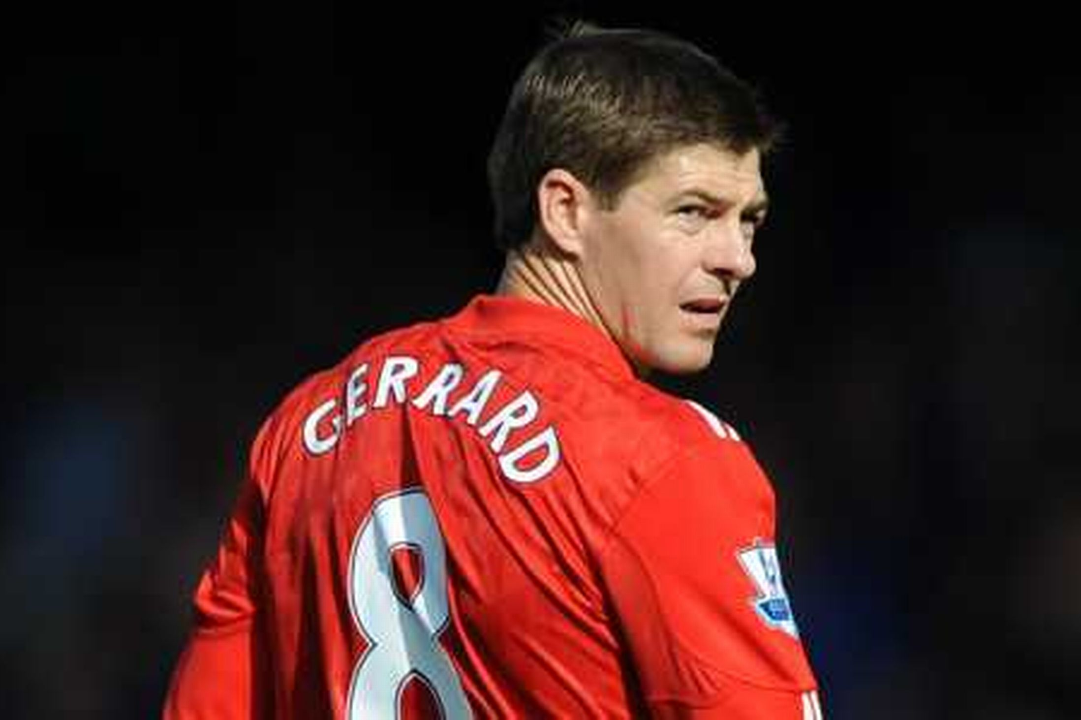 Steven Gerrard Archives ~ BEST Footballers