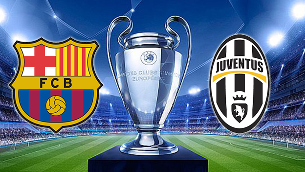 Barcelona vs Juventus Champions League 2015 final