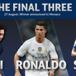 Best players in Europe 2015