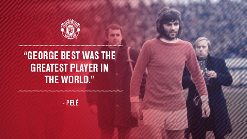 George Best Quote from Pele