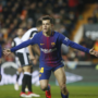 Coutinho first goal for Barcelona